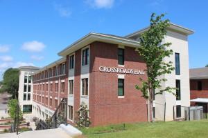 タイラージュニアカレッジの新しい寮の一つ。